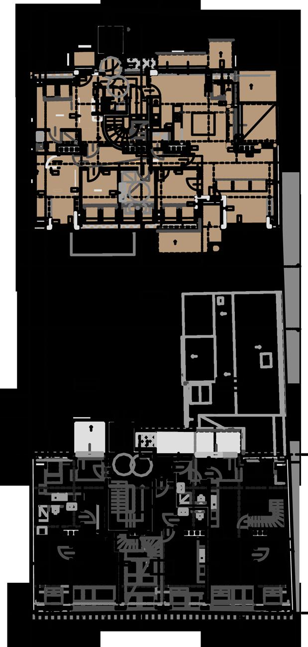 Lageplan Wohnung Top 10 Stiege 2