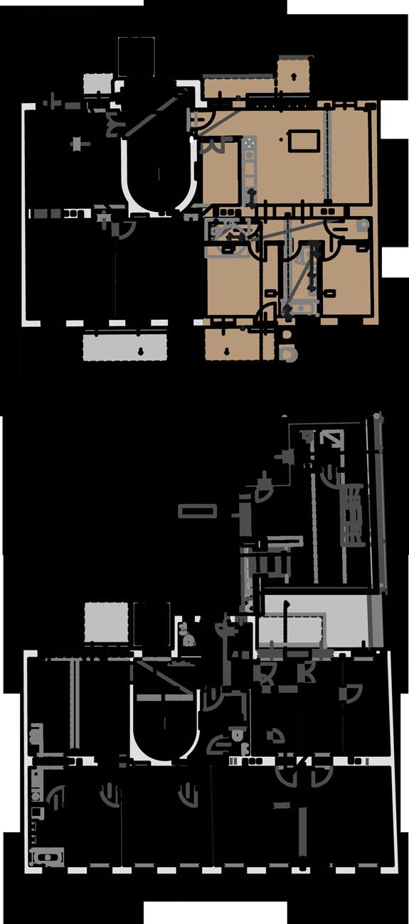 Lageplan Wohnung Top 7 Stiege 2