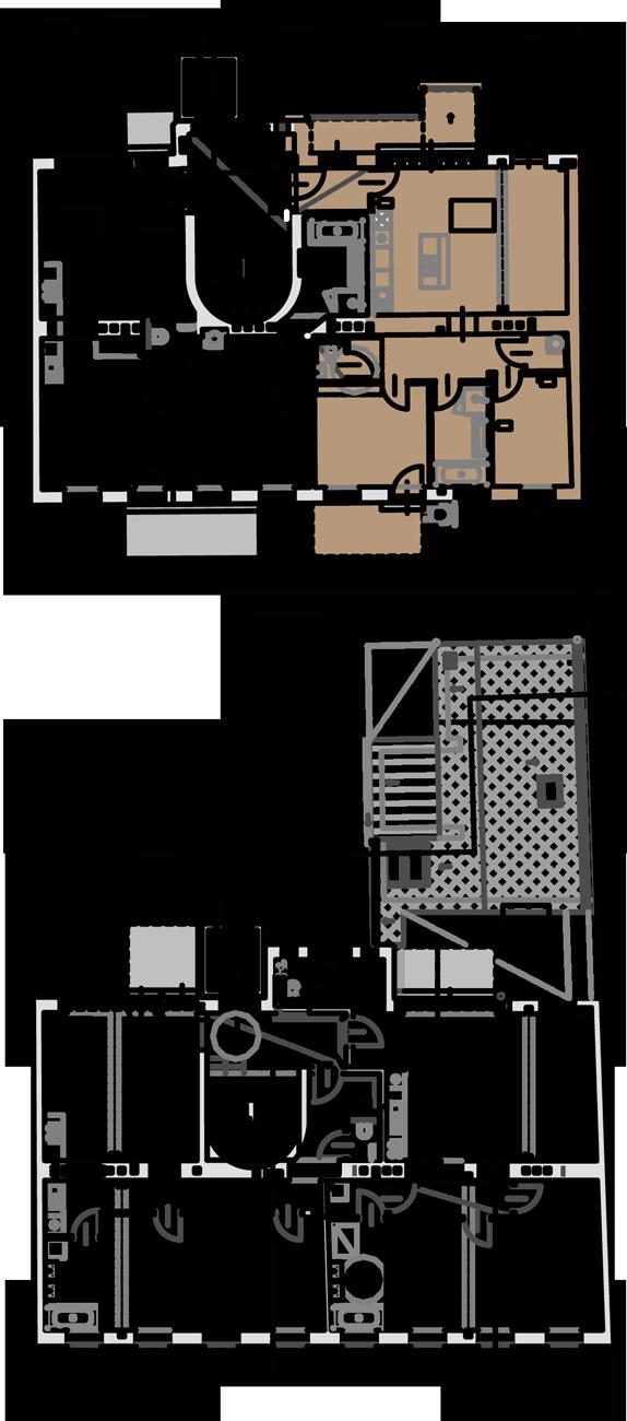 Lageplan Wohnung Top 9 Stiege 2